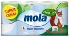 Mola Familijna papel higiénico blanco