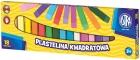 plaza Astra Plastilina 18 colores
