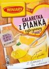 Winiary Gelee mit Zitronengeschmack Schaum