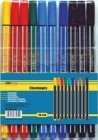 Ok fineliner Office 10 colores