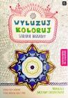 Interdruk Chill Koloruj.Szalone garabatos. Dibujos para colorear para todos. Mandalas, motivos orientales