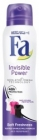 Fa Invisible Power antiperspirant spray Soft Freshness