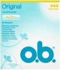 Original OB Tampons Normal