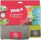 York set microfiber cloth magnetic system 40x50 cm