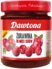 Dawtona Cranberries à viandes et fromages