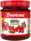 Blueberry Dawtona zu Fleisch und Käse