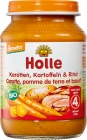 Holle carrots, potatoes and beef gluten free BIO