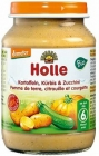 Holle potatoes with zucchini and pumpkin gluten free BIO