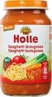 Holle BIO espaguetis a la boloñesa