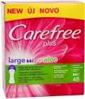Carefree Plus Panty large aloe