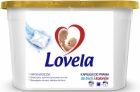 Lovel capsules for washing, for white and color