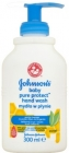 Johnson's Baby Pure Protect Liquid soap