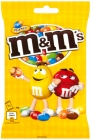 M & M's Peanut Peanuts covered with chocolate in colorful shell