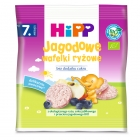 Hipp Blueberry waffles rice for babies