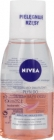 Nivea Caring biphasic liquid eye makeup remover sensitive eye area