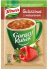 Knorr Hot Mug Goulash with noodles
