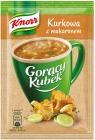 Tasse Knorr Hot Kurkov avec des nouilles