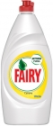 Fairy washing up liquid lemon