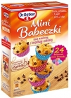 Dr.Oetker Mini Muffins taste of vanilla with chocolate drops