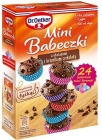 Dr.Oetker Mini Chocolate cupcakes with chocolate drops