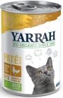 Yarrah Паштет кошка с водоросли спирулины и EKO