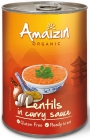 Amaizin lentils in curry sauce BIO