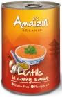 Amaizin Soczewica w sosie curry