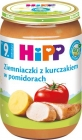 Hipp potatoes with chicken in tomato BIO