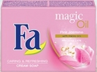 Fa Magic Oil Soap cube Pink Jasmine Scent