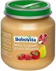 BoboVita apples, strawberries and pears Williams