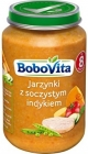 BoboVita Jarzynki с сочной индейки
