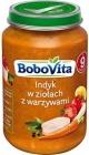 BoboVita Turquie dans les herbes avec des légumes