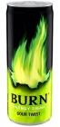 Burn energy drink apple kiwi