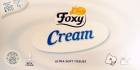 Foxy Cream Ultra soft tissues with cream