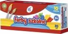 As Farby szkolne 10 kolorów