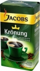 Jacobs Kronung ground coffee vacuum packed