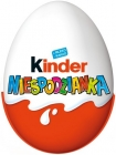 Kinder Niespodzianka jajko