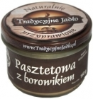 Traditional Food Pate with Boletus