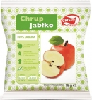 Crispy Natural jabłko.Suszone munching crisps apple 100%