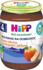 Hipp BIO delicacy bedtime milk porridge with biscuits and apples