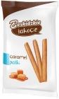 Aksam Beskidzkie конфеты кукурузные палочки с покрытием со вкусом карамели Carmel клубов