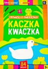 "Interdruk coloring book with stickers ""Stories about animals"" Duck Kwaczka"