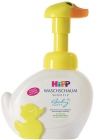 Hipp Babysanft foam-Kaczuszka to wash your face and hands