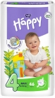 Bella Baby Happy Подгузники 4 Maxi 8-18 кг