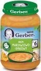 Gerber cream carrot and pumpkin