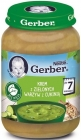 Gerber cream with green vegetables with zucchini without meat