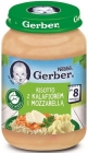 Gerber Risotto with cauliflower and mozzarella cheese without meat