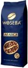 los granos de café arábica Woseba