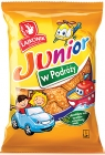 Junior festivities in travel Small bread with vanilla flavor
