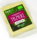 Serabio queso Tilsit ecológica en la pieza